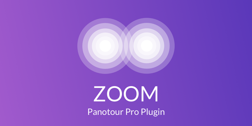 Plugins for Panotour Pro • Zoom for webVR